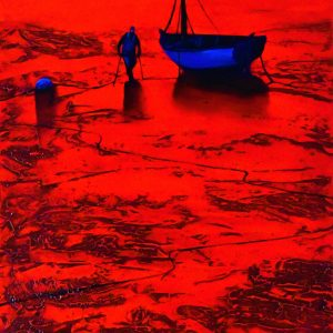 Red Marines Denis Lebecq