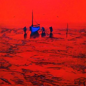 Red Marine denis lebecq